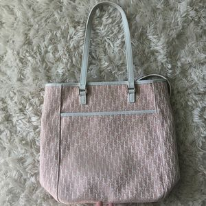Dior Light Pink Purse